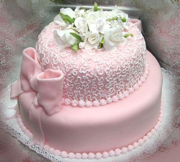 свадебные торты в домашних условиях с фото