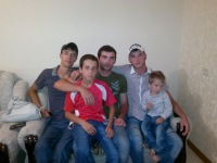 Алихан Бачараев, 9 января , Вичуга, id184942617
