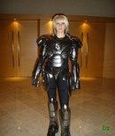 Womens Iron Man Costume