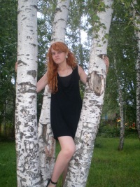 Дарья Лайтгрин, 7 февраля 1984, Екатеринбург, id180334186