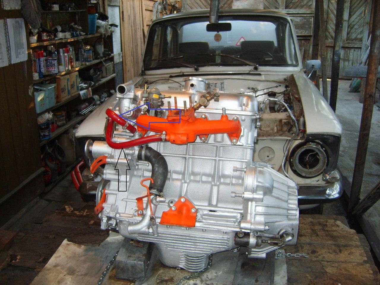 Ремонт двигателя москвича 412 своими руками 422