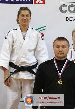Саратовская дзюдоистка стала серебряной чемпионкой России В эти дни в