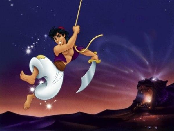 мультфильм волшебная лампа алладина смотреть