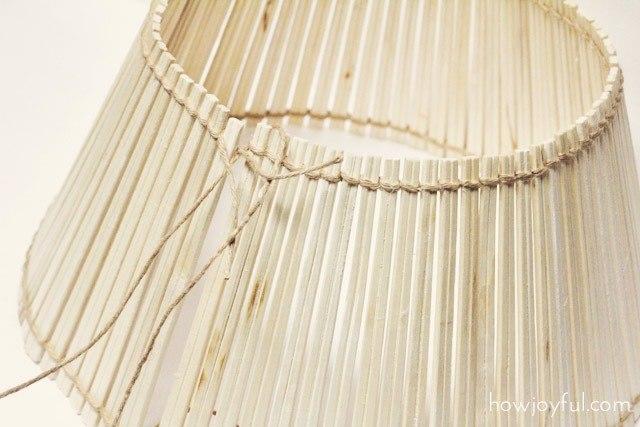 Как сделать паучка из ниток