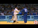 (GEO)-IMAMOV(UZB) 1/2 Final - 81 kg World Championship Teams 2013 Rio