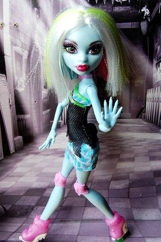 монстр хай роллер мейз куклы