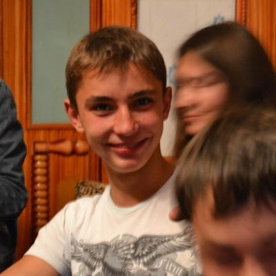 Данил Шахов, 12 сентября , Тольятти, id139604156