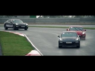 Moscow: Porsche Festival 2013 - Born on the racetrack