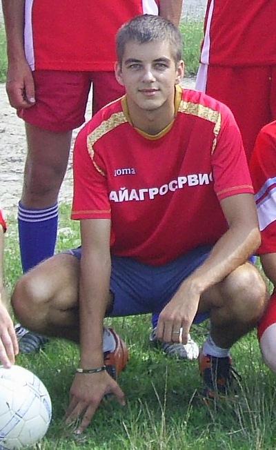 Виктор Сакович, 21 сентября 1988, Дрогичин, id141135424