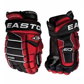 ...станут перчатки Easton Synergy EQ50, которые в будущем сезоне заменят...