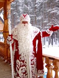 Дед мороз чёрный юмор