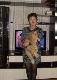 Рамзия Махмутова, 1 января 1967, Уфа, id143752261