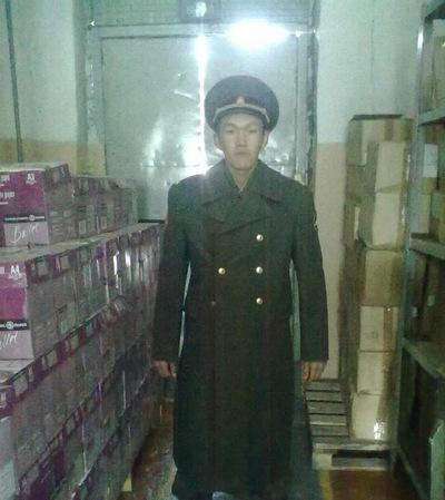 Аюр Бадмацыренов, 20 мая , Луганск, id211845208