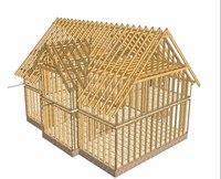 Каркасные дома набирают всю большую популярность, во многом это заслуга быстровозводимости данных конструкций.