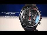 Tag Heuer Grand Carrera RS2 Titanium DLC Calibre 17 COSC  CAV518B