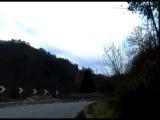 Нло в сопровождении двух самолётов-истребителей (UFO escorted by two fighter planes)
