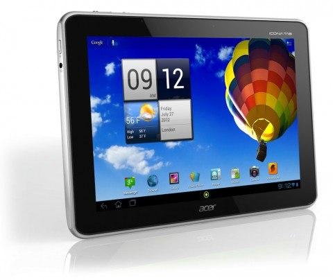 Acer представляет планшет ICONIA TAB A510, посвященный Олимпийским Играм 2012 года