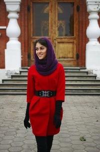 Кристина Григорян, 31 января 1996, Самара, id87345636