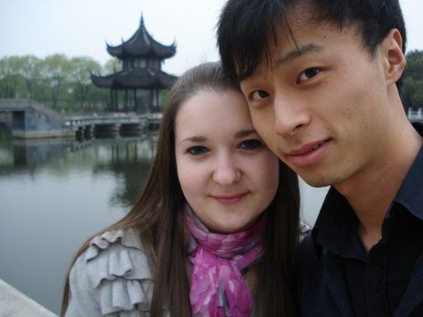 中国丈夫配俄妻子等于完美 - 深海情深 -
