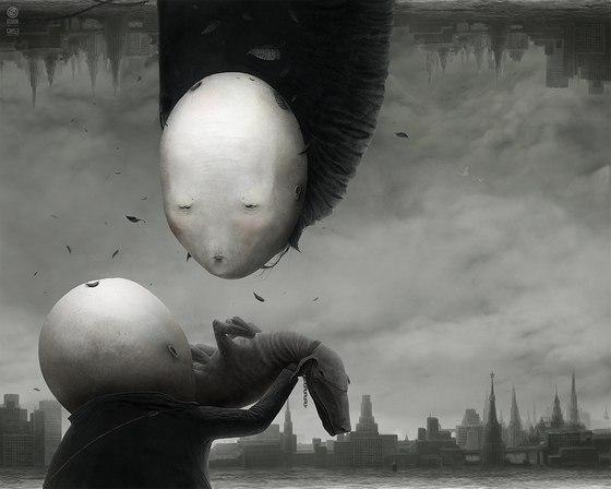 Минорный арт Антона Семенова, Антон Семенов (Gloom82) вырос— Фото № 6