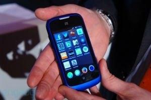 ZTE рассчитывает продать 200 тысяч смартфонов на базе Firefox OS