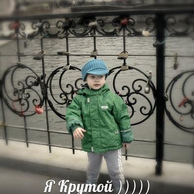 Глеб Агафонов, 14 февраля , Пермь, id223294511
