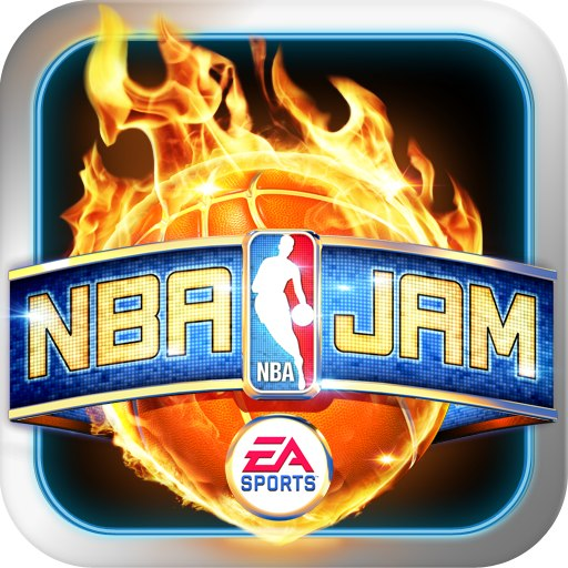NBA JAM 2012 ANDROID GAME