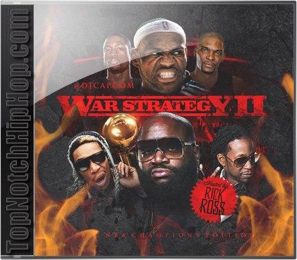 Various Artists - War Strategy 2 - 2012