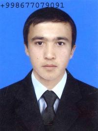 Mirzohid Qodirov, 1 апреля 1997, Лубны, id175266284