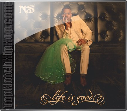 Nas - Life Is Good (Deluxe Edition) - 2012, MP3, 320 kbps