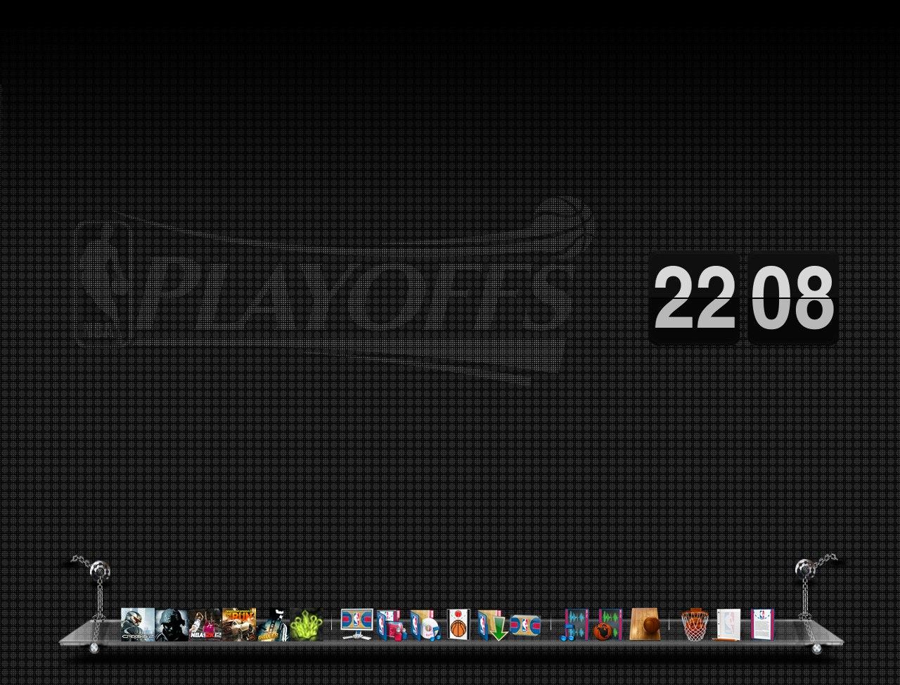 РокетДок плей-офф нба 2012