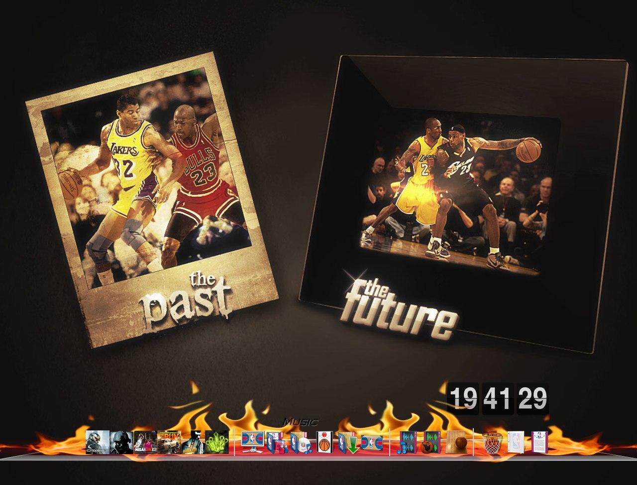 Прошлое и будущее баскетбола