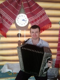Ринат Минсафин, 15 июня , Сургут, id140299034