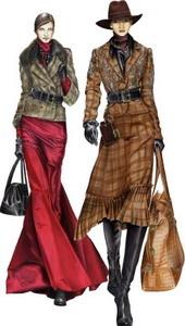 Дизайнерская Одежда Модели