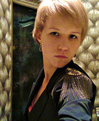 Анюта Полякова, 27 сентября 1989, Санкт-Петербург, id172067