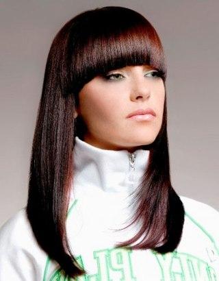 цвет волос махагон фото: