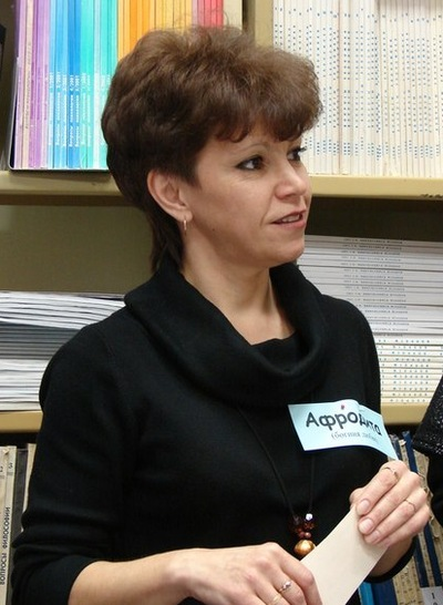Ольга Железнова, 4 ноября 1967, Нижний Новгород, id5745521