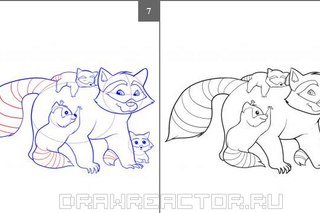 Самые простые рисунки ручкой в тетради