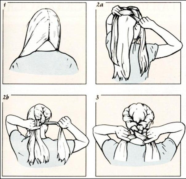 Модные и красивые причёски