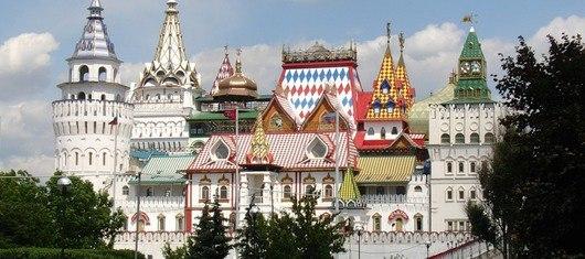 архитектура - archit2: Кремль в Измайлово.