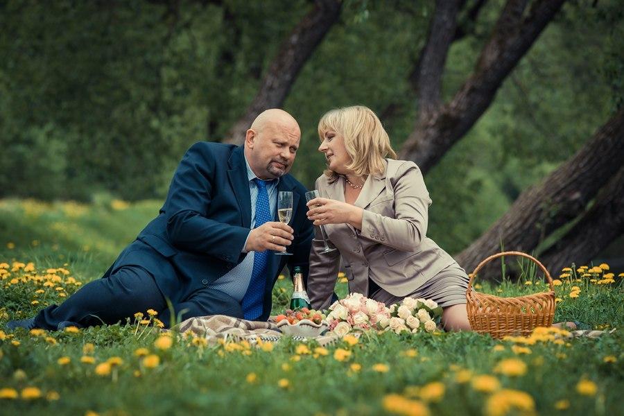 Стихи поздравления пожилой паре