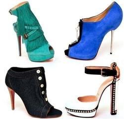 Туфли На Шпильках И Платформе