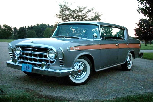 Rambler Rebel