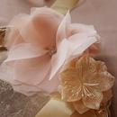 Цветы из ткани своими руками.