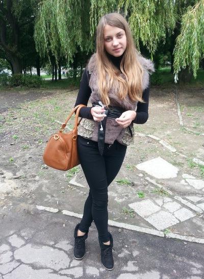 Кристина Соколова, 20 апреля 1996, Ровно, id147223832