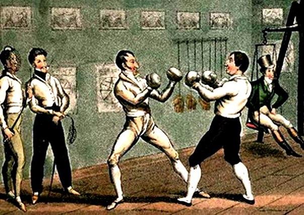 Правдивая история появления Французского бокса Сават