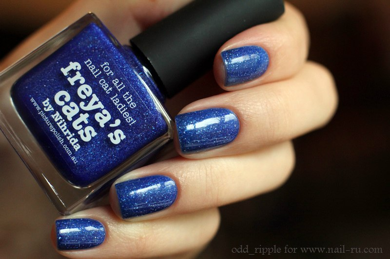 piCture pOlish - Freya's Cats