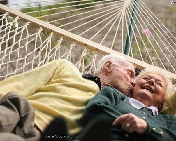 После таких фото хочется верить, что любовь вечна.