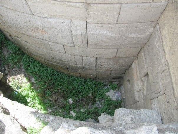 Башня Зенона: Сверху вниз
