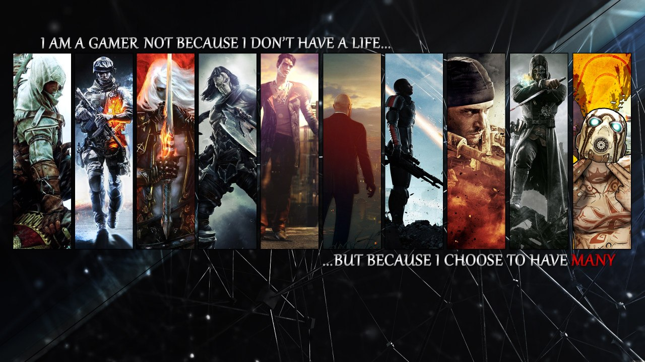Gaming wallpapers 2560x1440
